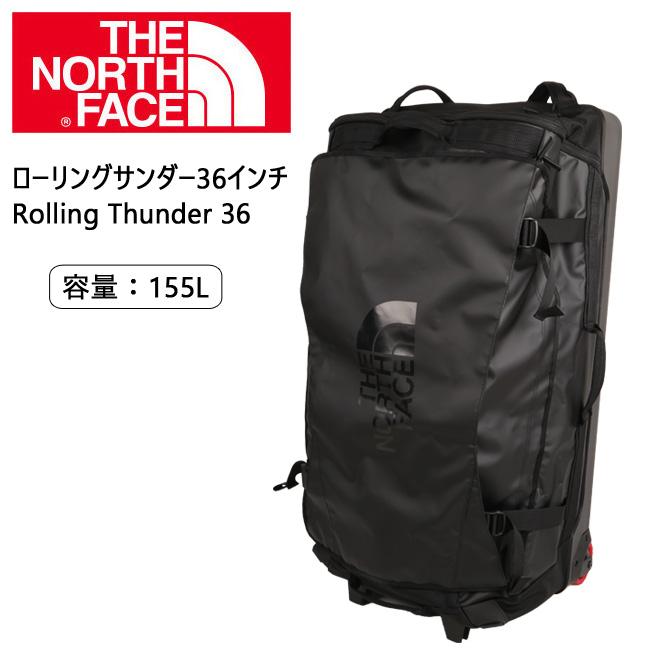 ノースフェイス THE NORTH FACE キャリーケース ローリングサンダー36インチ Rolling Thunder 36 【NF-BAG】旅行かばん 日本正規品【即日発送】