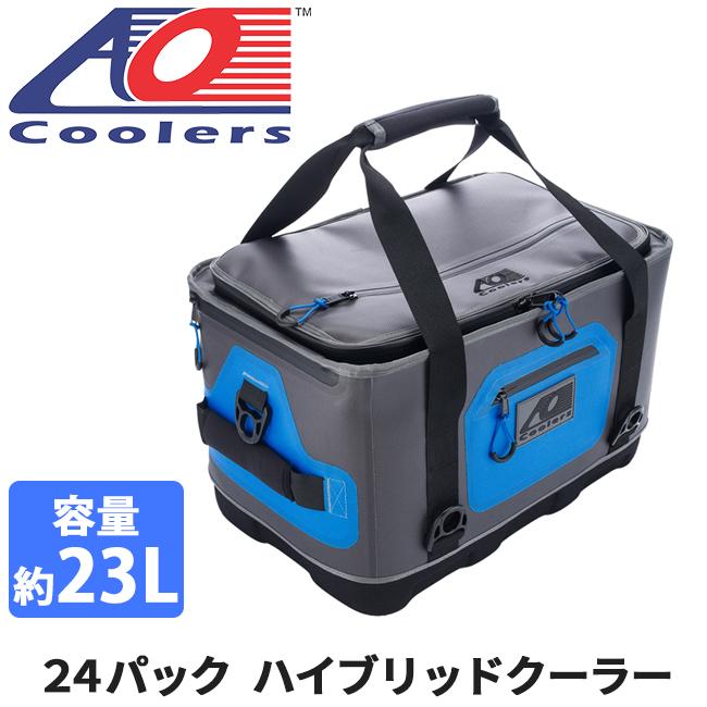 AO Coolers エーオー クーラーズ クーラーバック 24パックハイブリッドクーラー AOHY24 【ZAKK】クーラーボックス 保冷バック アウトドア キャンプ【即日発送】