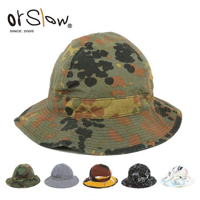 Orslow/オアスロウ 帽子 UNISEX US NAVY HAT 03--001 【帽子】メンズ レディース ユニセックス アウトドア 【highball】