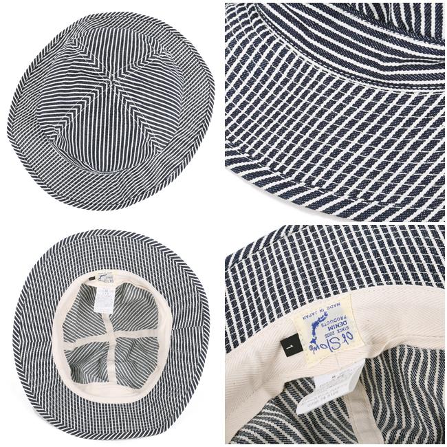 Orslow/オアスロウ 帽子 UNISEX US NAVY HAT 03-001 メンズ レディース ユニセックス アウトドア