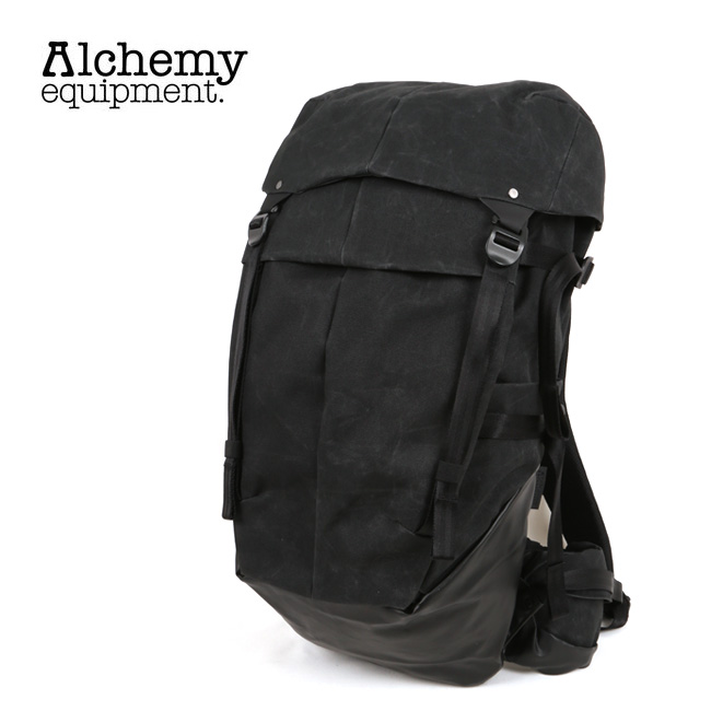 Alchemy Equipment アルケミーエキップメント ディパック 35L TOP LOAD DAY PACK AEL003 【カバン】鞄 バックパック【即日発送】