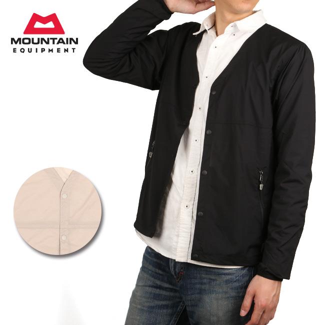 【エントリーでP10倍!7月21日20時~】MOUNTAIN EQUIPMENT/マウンテン イクイップメント ジャケット Easy Cardigan イージーカーディガン 425174 【服】メンズ 【highball】