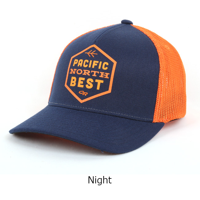 OUTDOOR RESEARCH アウトドアリサーチ キャップ パシフィックノースベストトラッカーキャップ Pacific Northbest Trucker Cap  19841938 メンズ アウトドア キャンプ