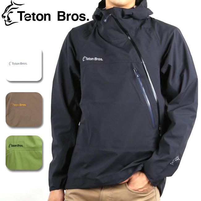 Teton Bros/ティートンブロス ジャケット Tsurugi Lite Jacket TB181-050 【服】アウター アウトドア 登山【即日発送】