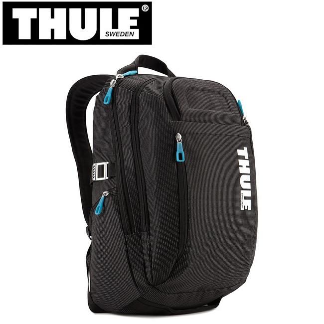 Thule スーリー バックパック Thule Crossover Backpack 21L TCBP-115 【カバン】ノートパソコン用 デイパック ビジネス 通勤 通学【即日発送】