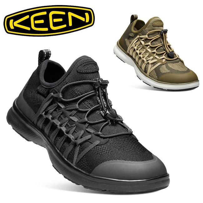 ● キーン KEEN スニーカー UNEEK EXO ユニーク エクソ 1019286/1018768 メンズ 【靴】シティ トラベル アウトドアシューズ カジュアルシューズ