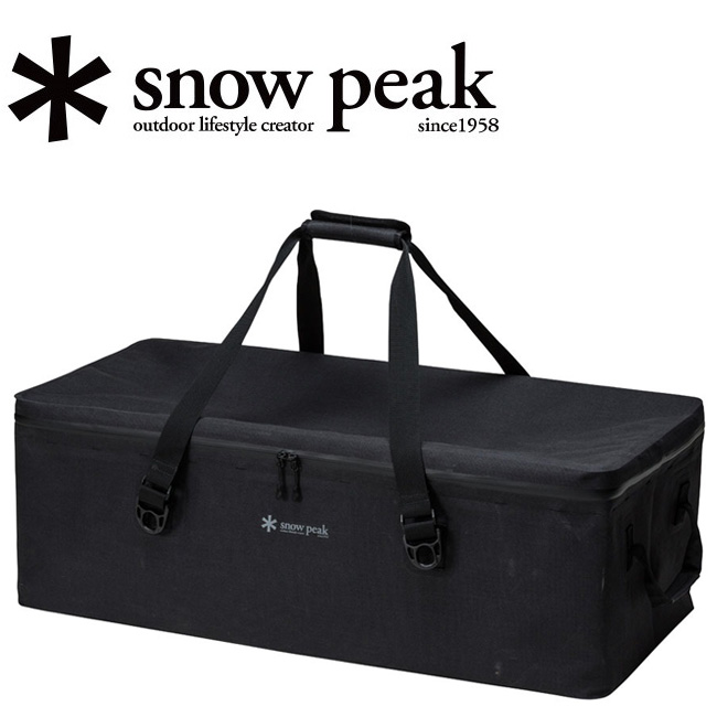 スノーピーク (snow peak) バッグ ウォータープルーフ ギアボックス 3ユニット BG-033 【SP-COTN】【即日発送】