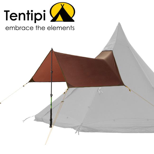 Tentipi テンティピ テンティピ レインルーフ(オリヴィン用) Tentipi Rain Roof Olivin 2 【TENTARP】【TARP】テント ティピー アウトドア
