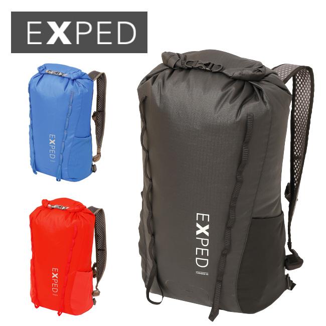【エントリーでP5倍 6月11日1:59まで】● エクスペド EXPED TYPHOON 25 396105 【バックパック バッグ アウトドア】