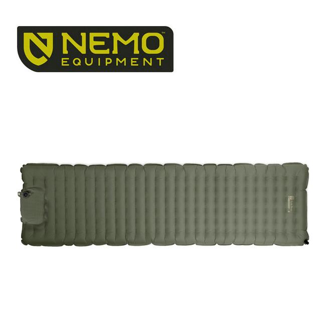 NEMO Equipment ニーモ・イクイップメント VECTOR CAMP INSULATED ベクターキャンプ インシュレーテッド20R NM-VCTC-20R 【エアパッド/マット/キャンプ/アウトドア】