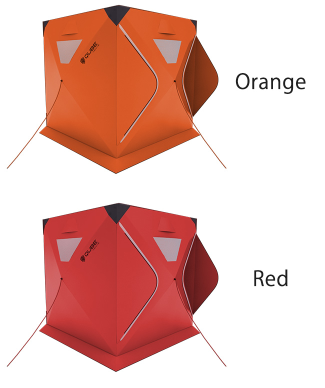 QUBE TENT キューブテント 3Person Tent 三人用テント