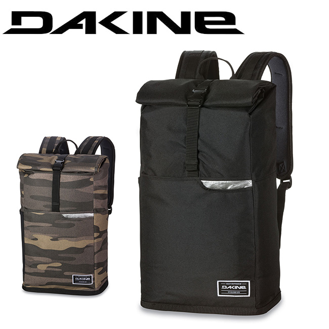 DAKINE ダカイン SECTION ROLL TOP WET/DRY 28L AI237025 【2018/バックパック/防水】