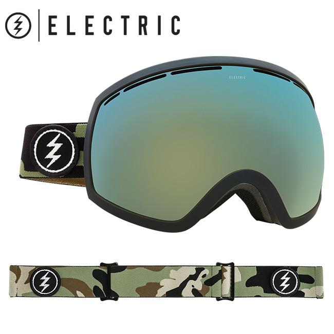 ELECTRIC エレクトリック EG2 CAMO GREY/GOLD CHROME EG5517304 【2018/日本正規品/アジアンフィット】
