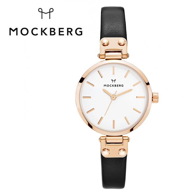 【エントリーでP10倍 7月26日1:59まで】● MOCKBERG モックバーグ Sigrid Petite MO201 【日本正規品/腕時計/WOMEN/レディース/本革/女性/ビジネス】