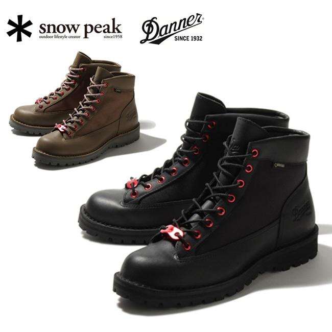 【スマホエントリー限定 P10倍 9月1日9:59まで】● snowpeak (スノーピーク) DANNER FIELD PRO 7 ダナーフィールド プロ 7 【靴/コラボ/アウトドア/ブーツ】