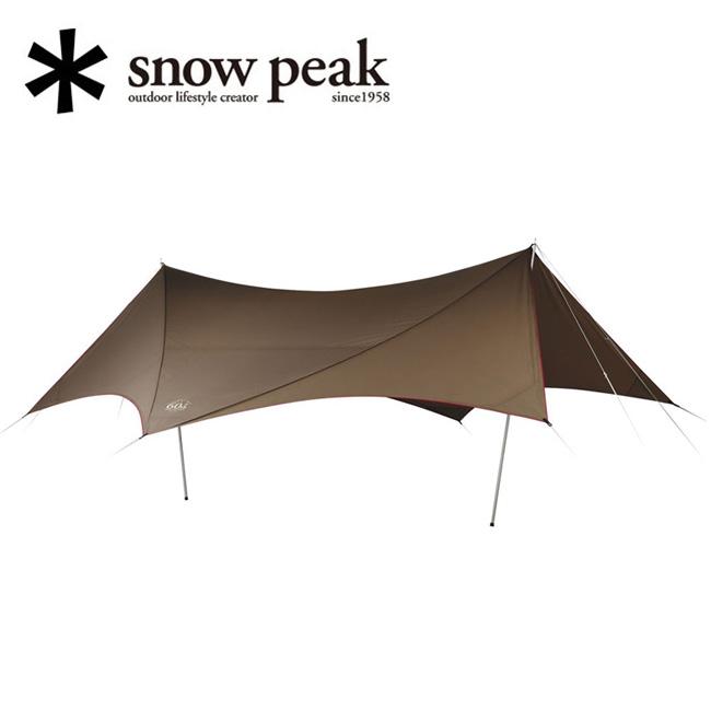 snowpeak スノーピーク 60周年記念 ヘキサ エヴォ Pro. TP-265 【アウトドア/キャンプ/タープ】