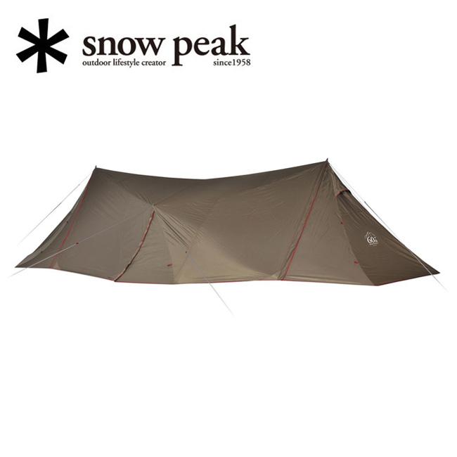 snowpeak スノーピーク 60周年記念 ランドステーション Pro.L TP-825 【アウトドア/キャンプ/タープ】