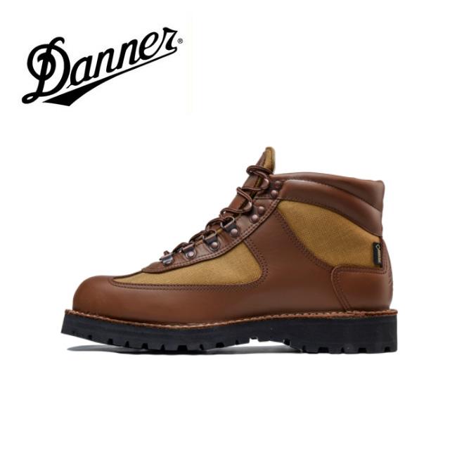DANNER ダナー FEATHER LIGHT REVIVAL CEDAR BROWN 30125 【アウトドア/靴/マウンテンブーツ/メンズ】