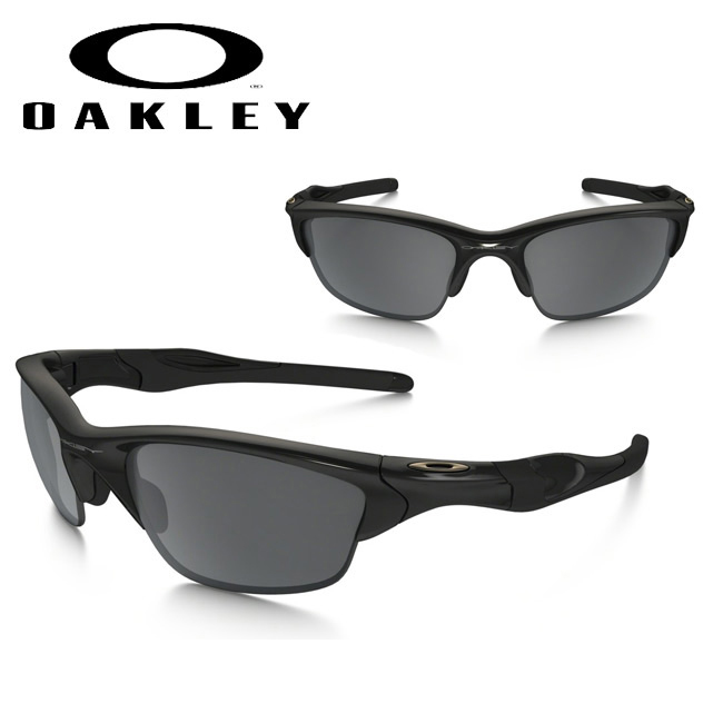 OAKLEY オークリー HALF JACKET 2.0 (A) OO9153-01 【日本正規品/アジアンフィット/海/アウトドア/キャンプ/フェス】 【highball】