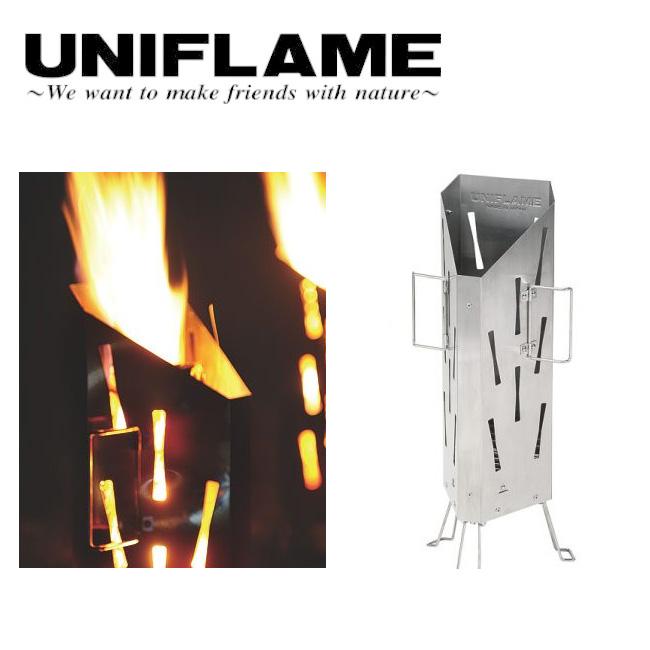 ユニフレーム UNIFLAME UFファイアポット 682968 【アウトドア/キャンプ/バーべキュー/焚火】 【highball】
