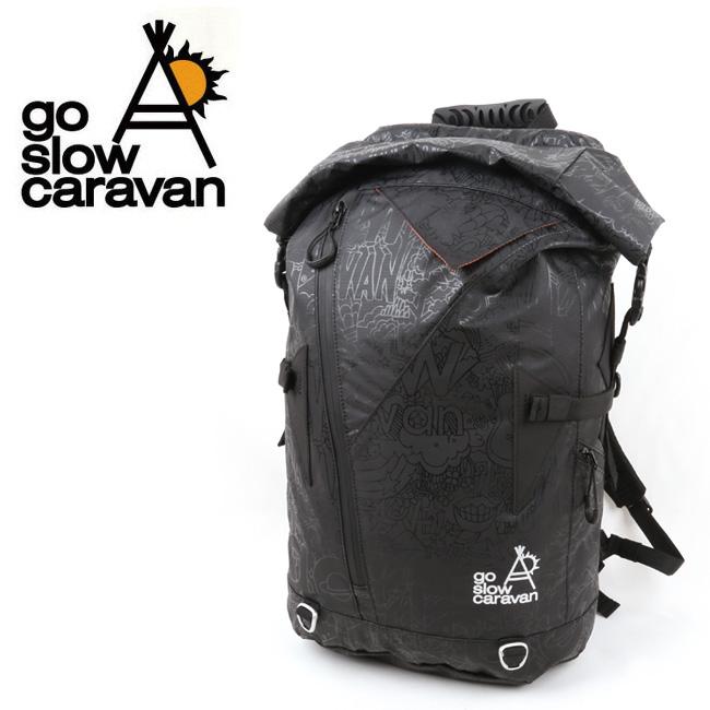 go slow caravan ゴースローキャラバン マジックプロテクション ロールトップ 397003 【アウトドア/リュック/バックパック/ロールトップ】