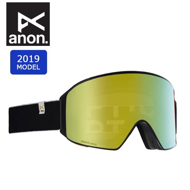 2019 anon アノン ASIAN M4 CYLNDRCL JT/SONARBRONZE 20340100009 【ゴーグル/日本正規品/アジアンフィット/メンズ】 【highball】