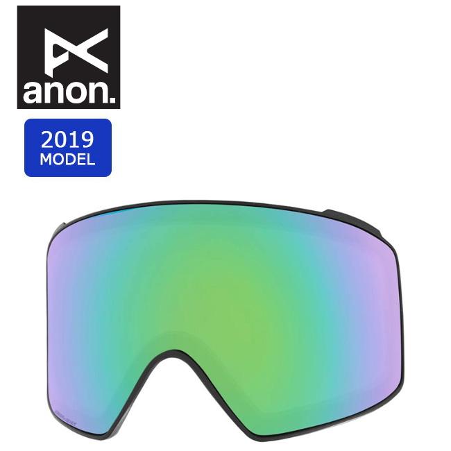 2019 anon アノン M4 CYL SONAR LENS SONAR GREEN 20449100309 【ゴーグル/日本正規品/メンズ】