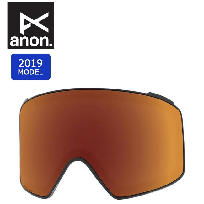 2019 anon アノン M4 CYL SONAR LENS SONAR INFRARED 20449100612 【ゴーグル/日本正規品/メンズ】