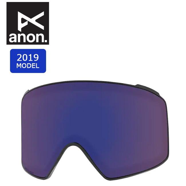 2019 anon アノン M4 CYL SONAR LENS SONAR IRBLUE 20449100458 【ゴーグル/日本正規品/メンズ】