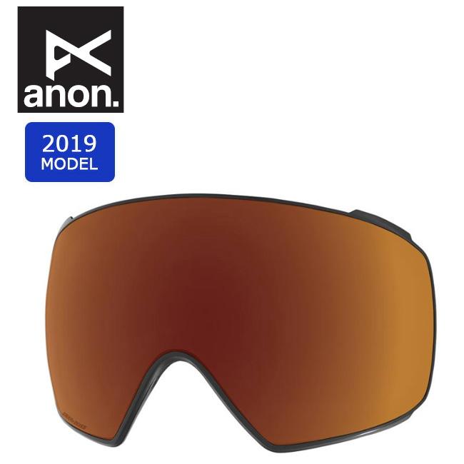 2019 anon アノン M4 TORIC SONAR LENS SONAR INFRARED 20450100612 【ゴーグル/日本正規品/メンズ】