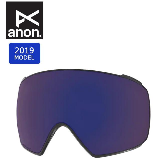 2019 anon アノン M4 TORIC SONAR LENS SONAR IRBLUE 20450100458 【ゴーグル/日本正規品/メンズ】