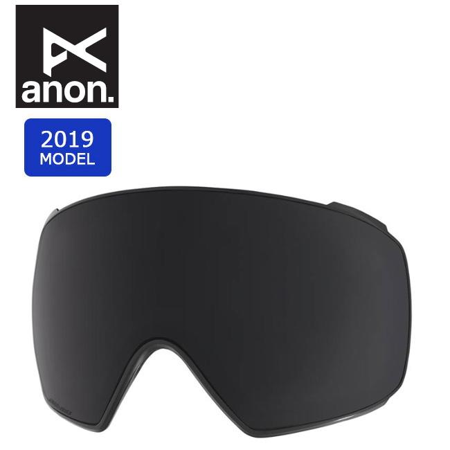 2019 anon アノン M4 TORIC SONAR LENS SONAR SMOKE 20450100033 【ゴーグル/日本正規品/メンズ】