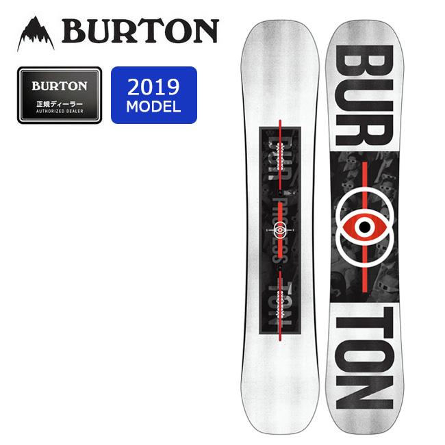 2019 BURTON バートン PROCESS 106921 【板/スノーボード/日本正規品/メンズ】
