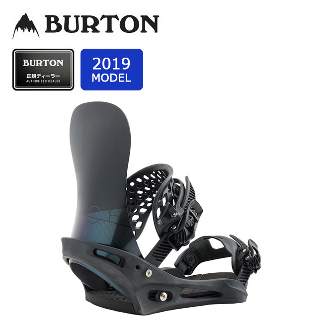 2019 BURTON バートン X-BASE RE:FLEX 151461 【ビンディング/スノーボード/日本正規品/メンズ】