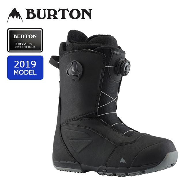 【期間限定カード決済で更に+P7倍10/4 20時~】2019 BURTON バートン RULER BOA 203171 【ブーツ/スノーボード/日本正規品/メンズ】 【highball】