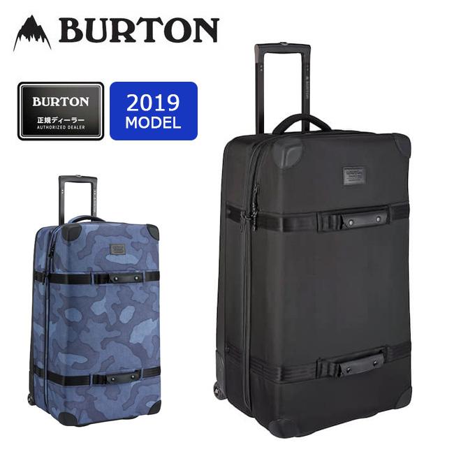 2019 BURTON バートン Wheelie Sub Travel Bag 116091 【トラベルバック/日本正規品】
