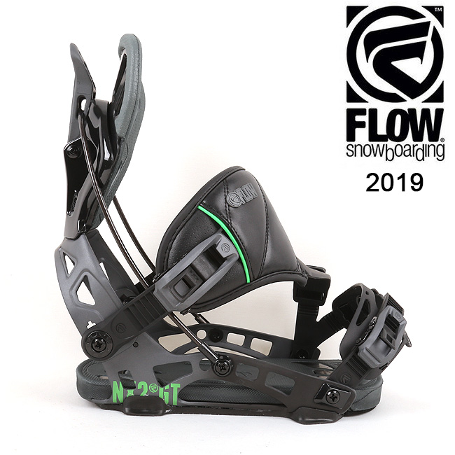 2019 FLOW フロー NX2-GT HYBRID 【ビンディング/日本正規品/スノー/スノーボード/メンズ】 【highball】