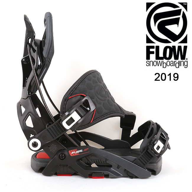 【期間限定カード決済で更に+P7倍10/4 20時~】2019 FLOW フロー FUSE-GT HYBRID 【ビンディング/日本正規品/スノー/スノーボード/メンズ】 【highball】