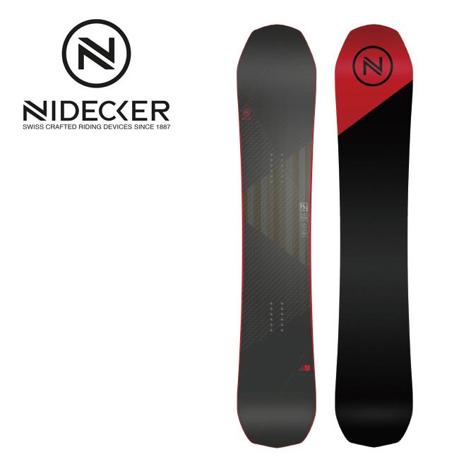 2019 NIDECKER ナイデッカー PLATINUM 【板/スノーボード/日本正規品/メンズ】