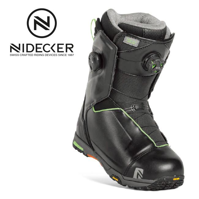 2019 NIDECKER ナイデッカー HYLITE HEEL-LOCK FOCUS 【ブーツ/スノーボード/日本正規品/メンズ/FLOW】 【highball】
