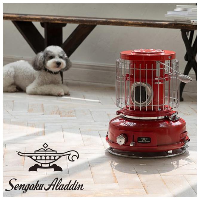 Sengoku Aladdin センゴク アラジン Portable Gas Stove ポータブル ガス ストーブ SAG-BF01(R) 【アウトドア/キャンプ/ガスストーブ/カセットボンベ/コンパクト】 【highball】