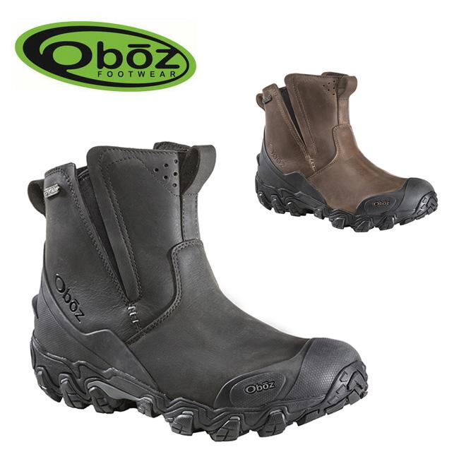 【期間限定エントリーでP10倍!8月4日20時から】OBOZ オボズ M'S BIG SKY MID INSULATED B-DRY 82101 【アウトドア/靴/メンズ】 【highball】