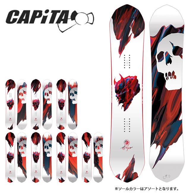 2019 CAPITA キャピタ ULTRAFEAR JAPAN LIMTED ウルトラフィア ジャパンリミテッド 【2019/スノーボード/日本正規品/メンズ】