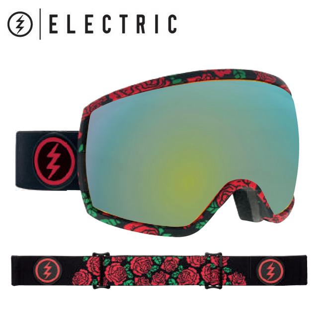 2019 ELECTRIC エレクトリック EGG ROSA GREY/GOLD CHROME  19EGGR 【2019/ゴーグル/スノーボード/スノー/日本正規品/アジアンフィット】