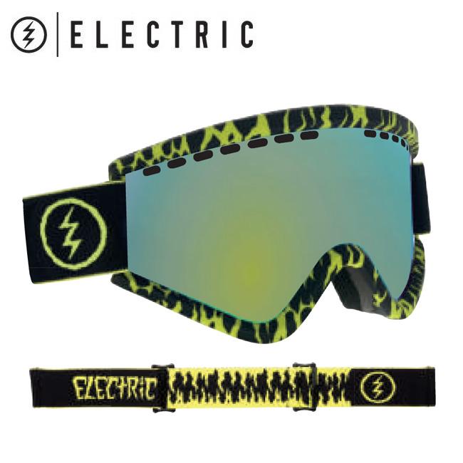 2019 ELECTRIC エレクトリック EGV SKETCH GREY/GOLD CHROME  19EGVSK 【2019/ゴーグル/スノーボード/スノー/日本正規品/アジアンフィット】