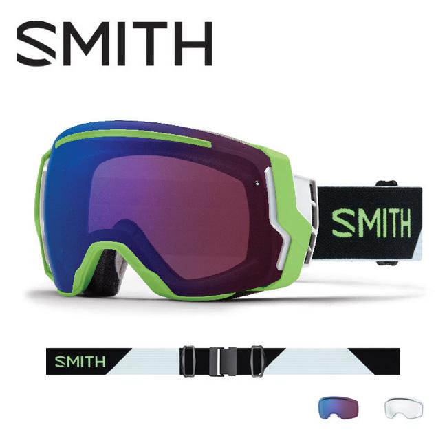 2019 スミス SMITH OPTICS I/O 7 Reactor Split CP Photochromic Rose Flash【調光】 / Clear 【2019/ゴーグル/日本正規品/ジャパンフィット/アジアンフィット】