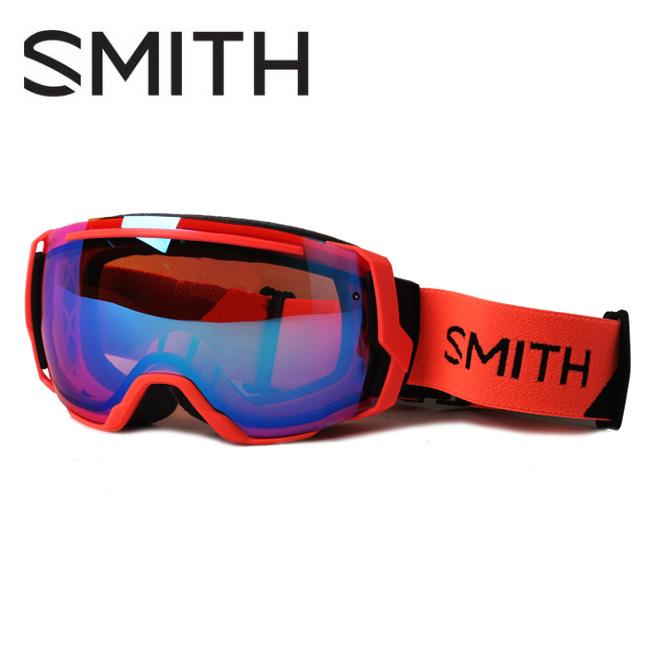 2019 スミス SMITH OPTICS I/O 7 Sunburst Split CP Photochromic Rose Flash【調光】 /Clear 【2019/ゴーグル/日本正規品/ジャパンフィット/アジアンフィット】