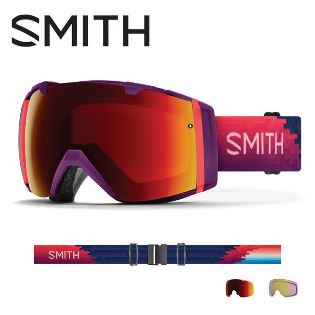 2019 スミス SMITH OPTICS I/O Monarch Reset CP Sun Red Mirror /CP Storm Yellow Flash 【2019/ゴーグル/日本正規品/ジャパンフィット/アジアンフィット】 【highball】