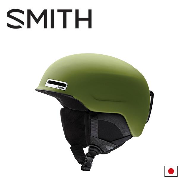 【期間限定カード決済で更に+P7倍10/4 20時~】2019 スミス SMITH OPTICS Maze Matte Moss 【2019/ヘルメット/日本正規品/ジャパンフィット/アジアンフィット】 【highball】