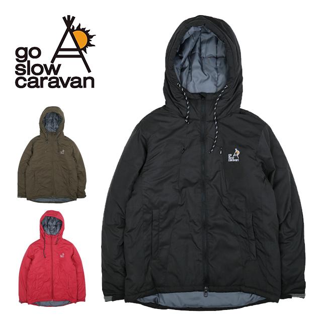 ● go slow caravan ゴースローキャラバン 中綿コート 390254 【コート/アウトドア/アウター/メンズ】